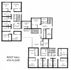 Root Hall - 4th Floor