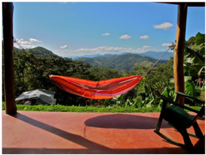 The Hamilton students will stay at FInca Esperanza Verde in San Ramon.