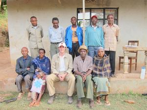 In 2013 Levitt Research Fellow Eren Shultz '15 researched development in Tanzania to understand the current and future roles of cooperative organizations.