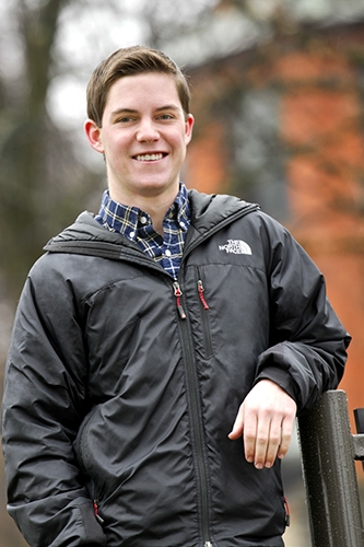 1812 Leadership Scholar Conor Fox '15
