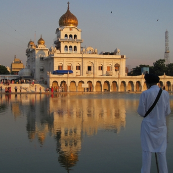 Amritsar, India<br />Photo: Jori Belkin &apos;11