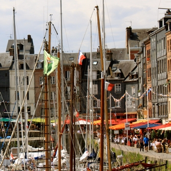 Honfleur, near Normandy, France<br />Photo: Arto Eli Leino &apos;10