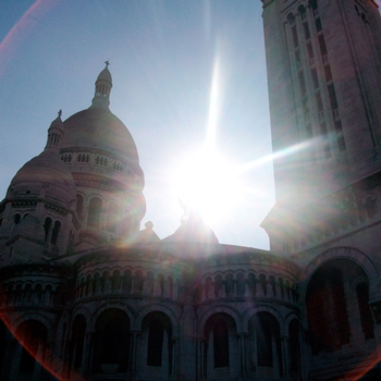 Montmartre in Paris, France<br />Photo: Isabel Rittenberg &apos;11
