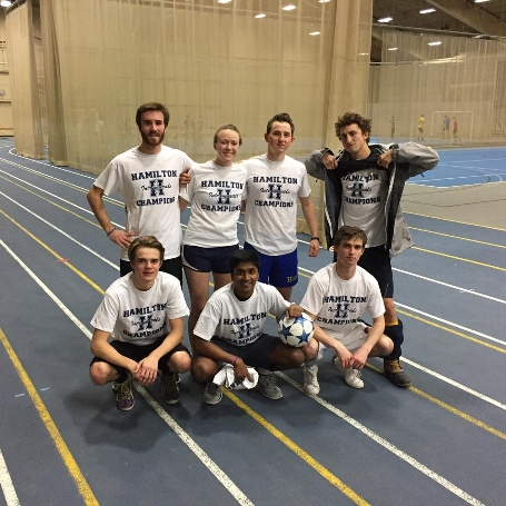 Winter Soccer B Champs: Crystal Phallace