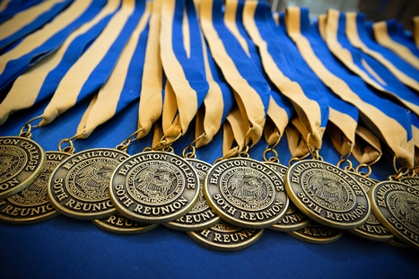 Medallions will be presented to the Class of 1964.