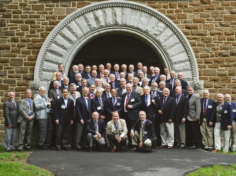 Class of 1963 at Reunions '13