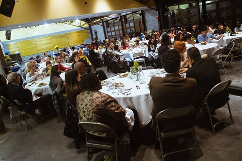 Hamilton commemorated Martin Luther King Jr. Day with a dinner and lecture.