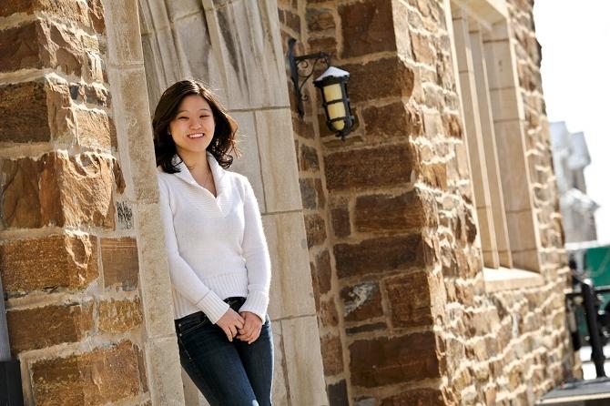 Angela Gizzi '16 Awarded Critical Language Scholarship to Korea