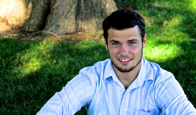 Charles Allegar '14 Researches International Economic Issues