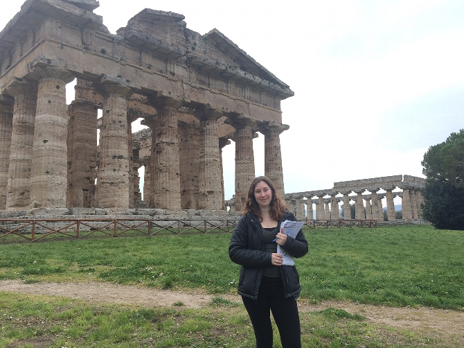Ancient Mythology Is New Again in Rachel Beamish '16 Emerson Project