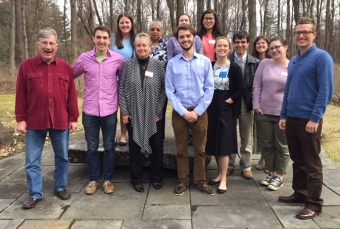 Hamilton Students and Faculty Attend Classics Conference