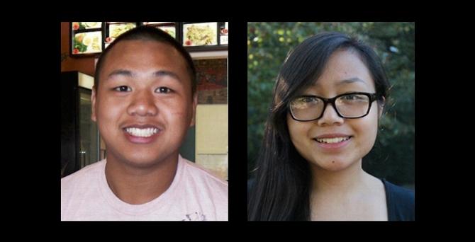 Two Hamilton Juniors Awarded Gilman Scholarships