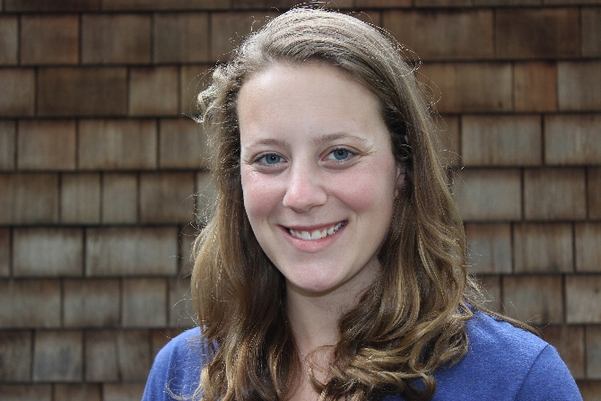 Sarah Izzo '15 Examines Judicial System through Neuroscience Lens