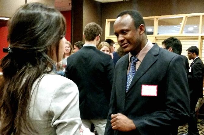 D.C. Program and Levitt Leadership Students Network with Alumni