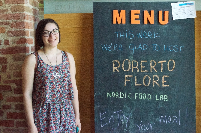 Emily Moschowits '16 Maps a Slow Food Journey
