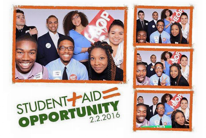 Opportunity Programs Students, Staff Visit Albany
