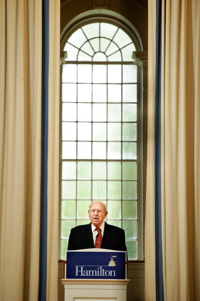 Iran: Deal or No Deal? Ambassador Pickering Addresses Question