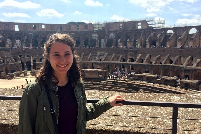 Mariel Radek '16 Explores Position of Women in Franco's Nationalist Spain