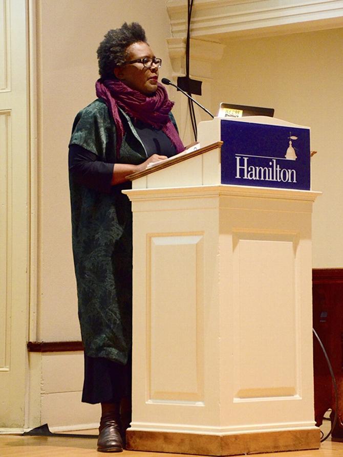 Claudia Rankine: An American Lyricist