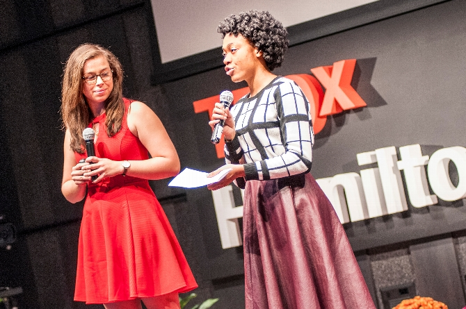 Hamilton's First TEDx Explores Creativity