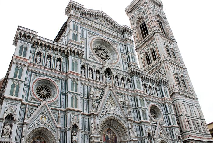 The Duomo in Florence. PHOTO: BY ANDREA WROBEL '13
