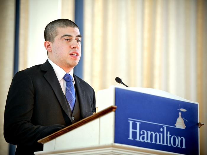 Christopher Delacruz '13
