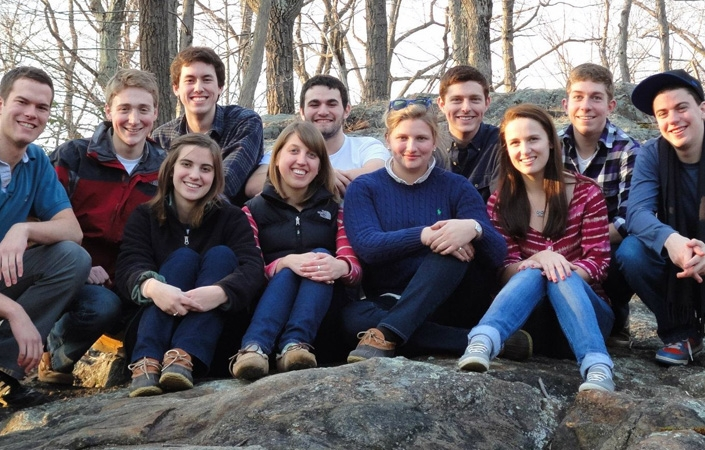 Members of a capella group Duelly Noted completed their second annual winter tour over break.