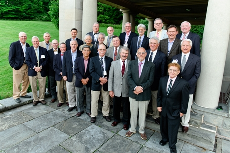 Members of the class of 1967.