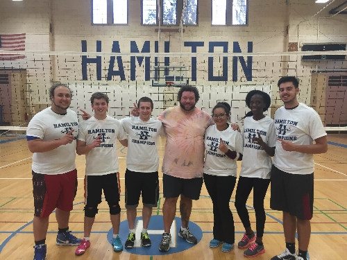 VOLLEYBALL CHAMPS: HOW I SET YOUR MOTHER