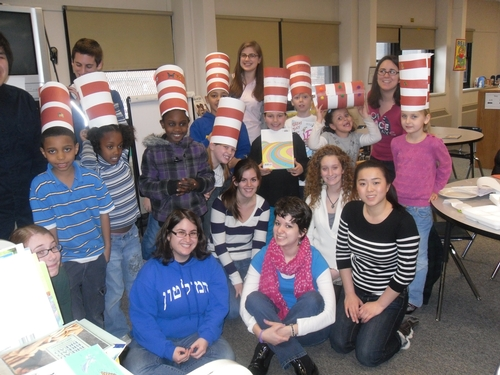 Dr. Suess Day 2011
