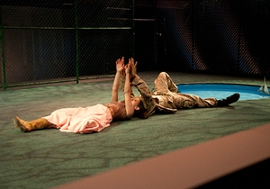 """Woyzeck"" - Fall 2011 - directed by Carole Bellini-Sharp and written by Georg Büchner"