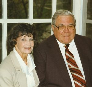 "Milton F. Fillius, Jr. '44 and Nelma ""Nikki"" Nenneau Fillius"