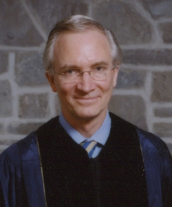 received and Honorary Degree in 2004