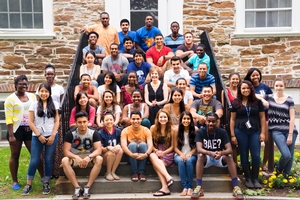 Summer 2014<br />Photo: Mike Verostek &apos;16