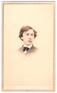Elihu Root as a student at Hamilton