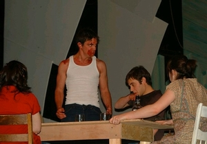 """Reapers"" - Spring 2005 - directed by Carol Bellini-Sharp and written by John O'Keefe"