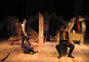 """The Water Hen"" - Fall 2006 - directed by Carol Bellini-Sharp and written by S.I. Witkiewicz"