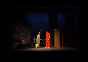 """Roberto Zucco"" - Fall 2008 - directed by Carole Bellini-Sharp and written by Bernard-Marie Koltes"