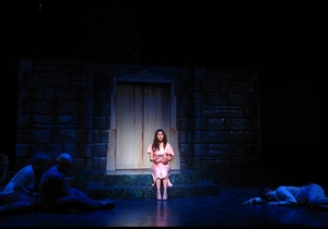 """Eurydice"" - Spring 2009 - directed by Craig Latrell and written by Sarah Ruhl"