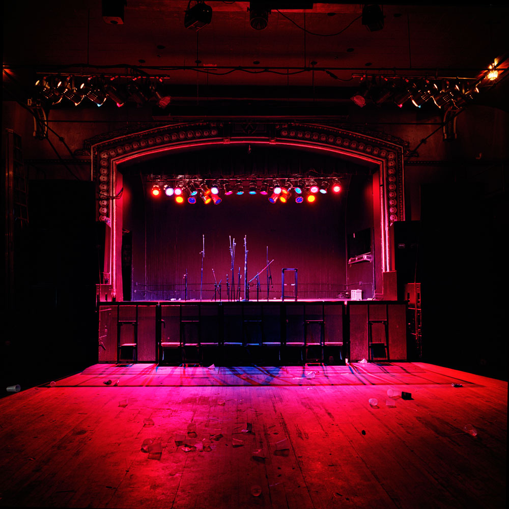 St. Andrews Hall, Detroit, MI (2008) by Rhona Bitner
