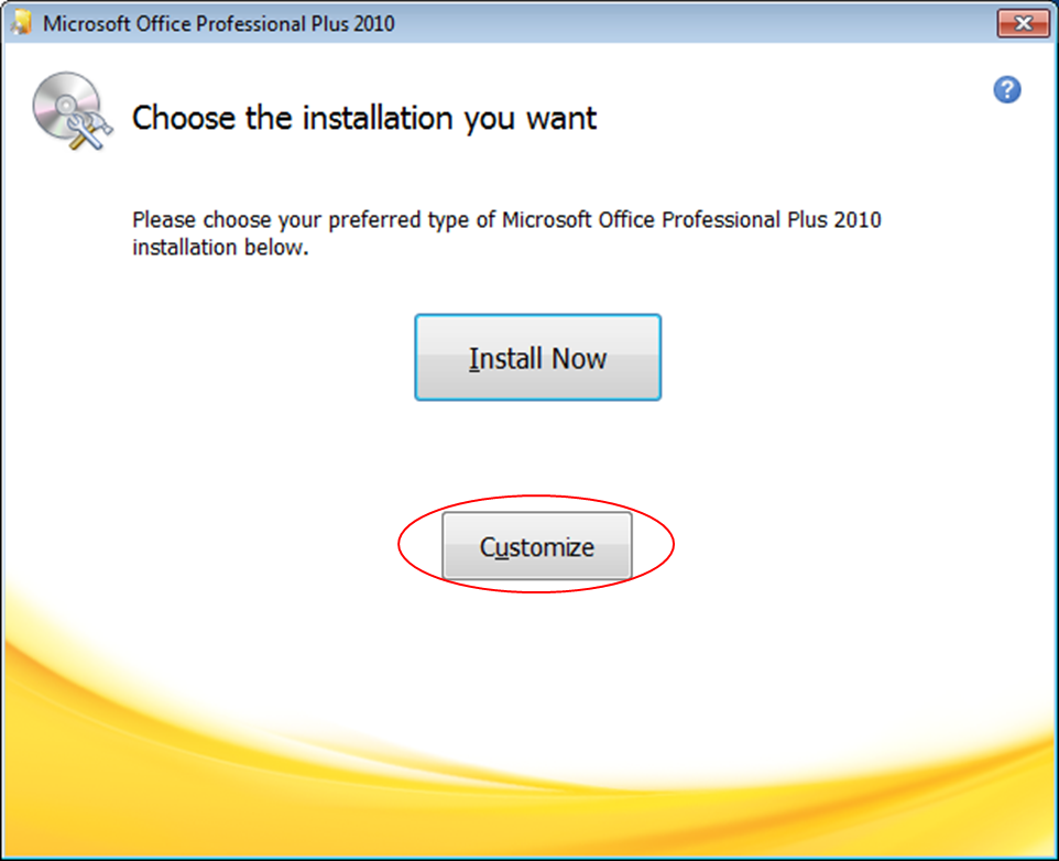 Why is my microsoft office 2010 not working?