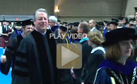 2011 Commencement Highlights