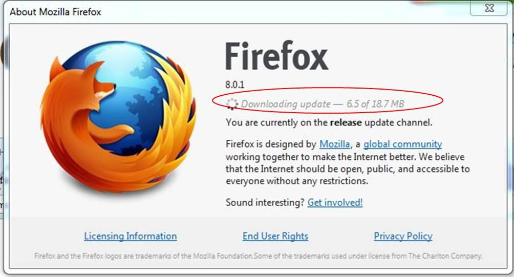 Installing Mozilla Firefox On Windows