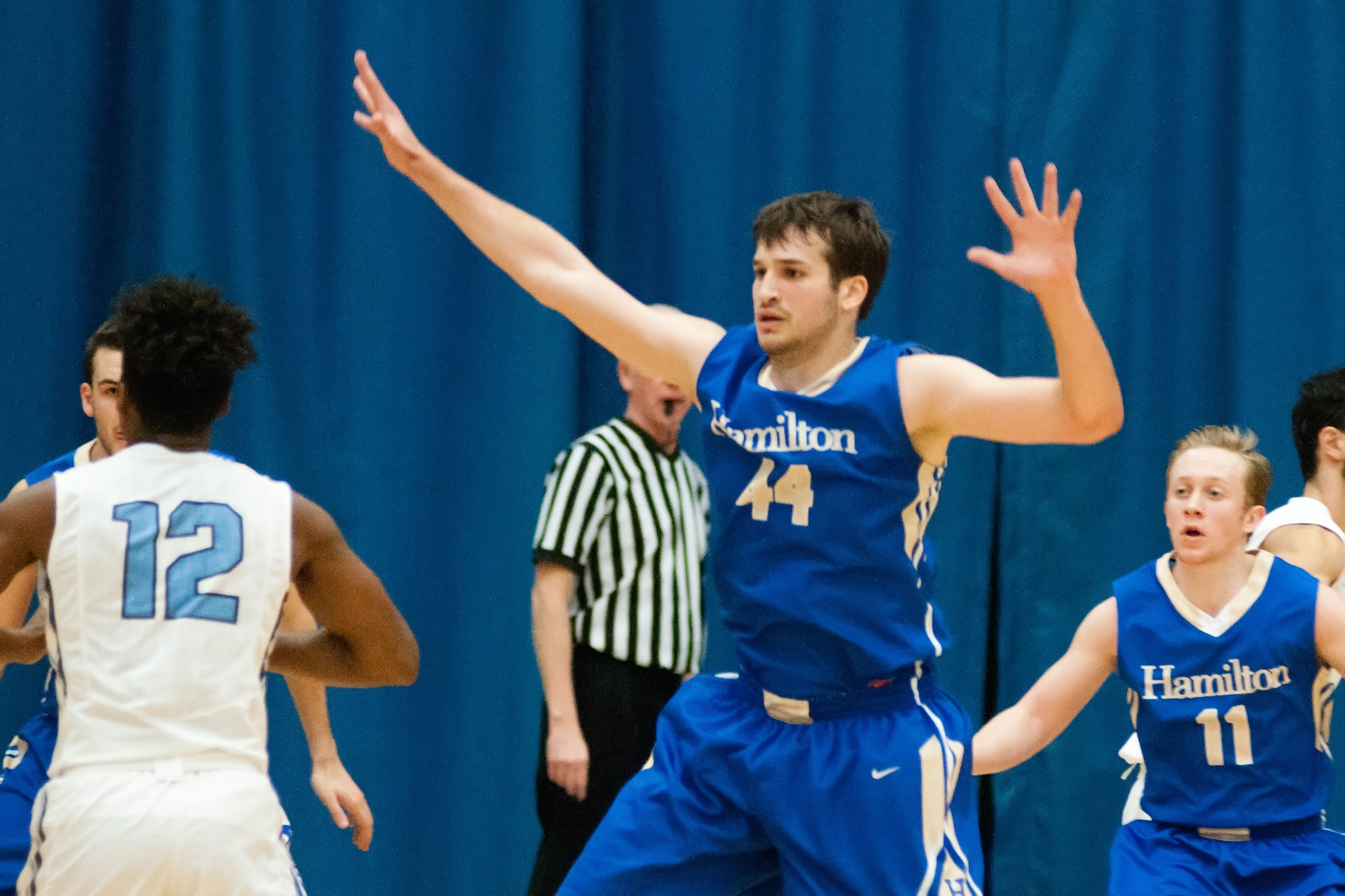 Mens basketball gets hot outscores ithaca news hamilton college career high 28 points and grabbed 12 rebounds and the continentals posted an 88 80 non conference win against the ithaca college bombers at hamiltons publicscrutiny Choice Image