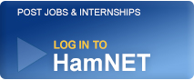 Log in to HamNET to post jobs and internships