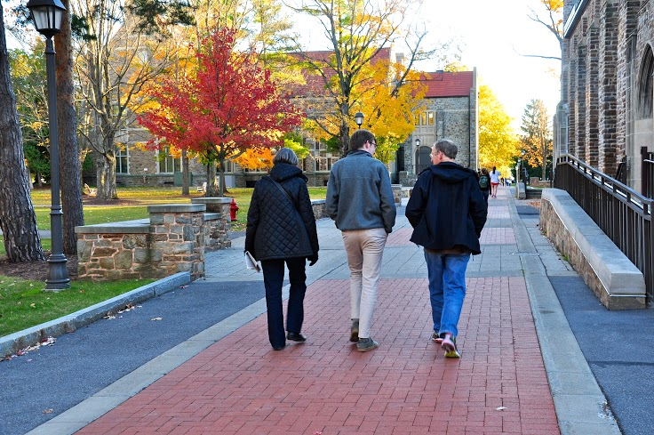 Family Weekend 2015 - A Look Back - Hamilton College