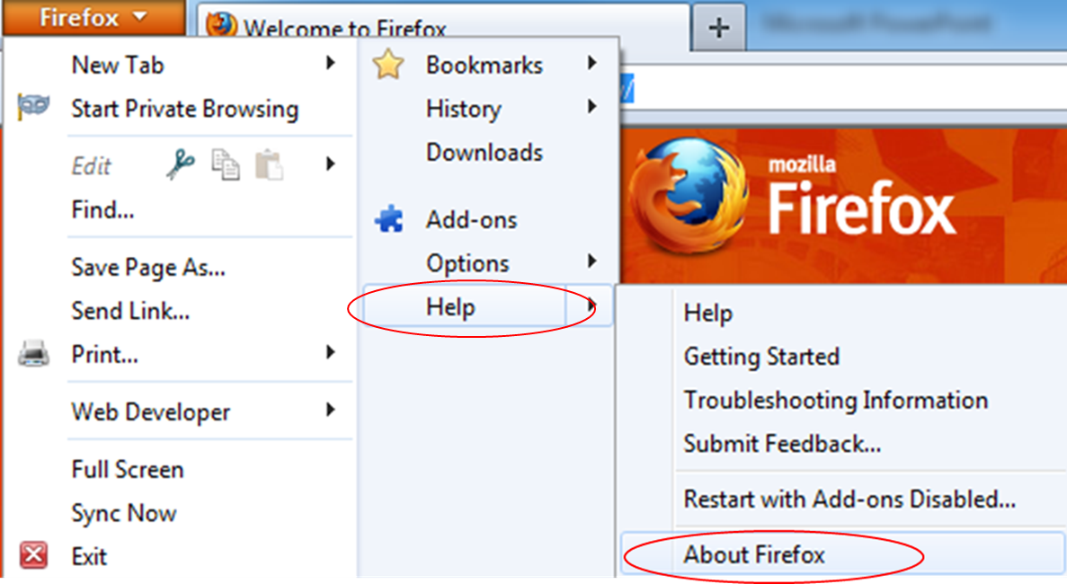 Resource Center - Installing Mozilla Firefox on Windows and