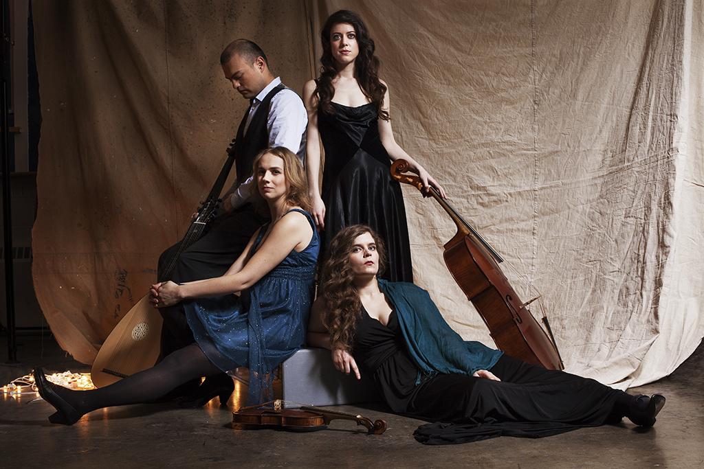 Early Music ensemble Pallade.