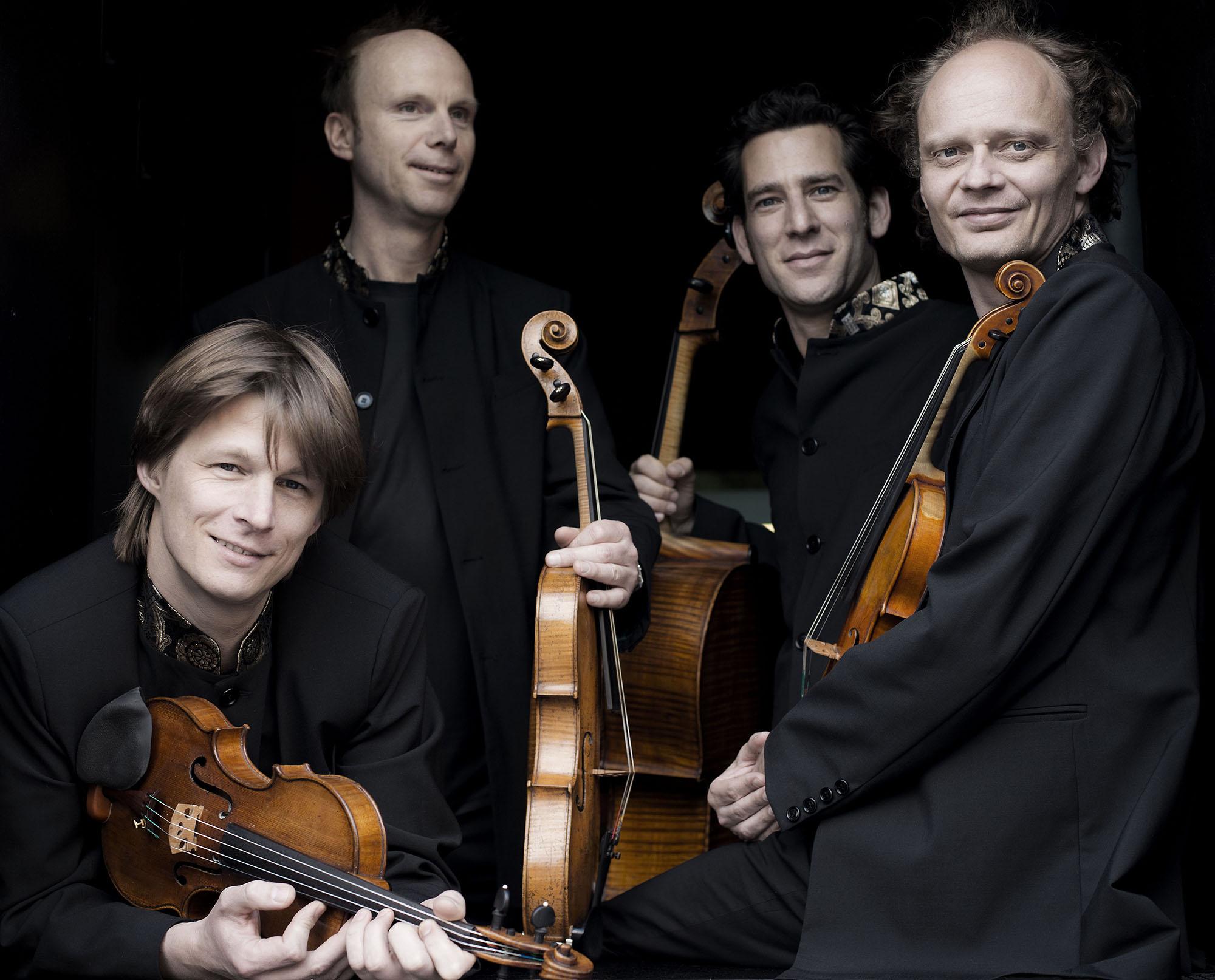 The Hugo Wolf Quartet.