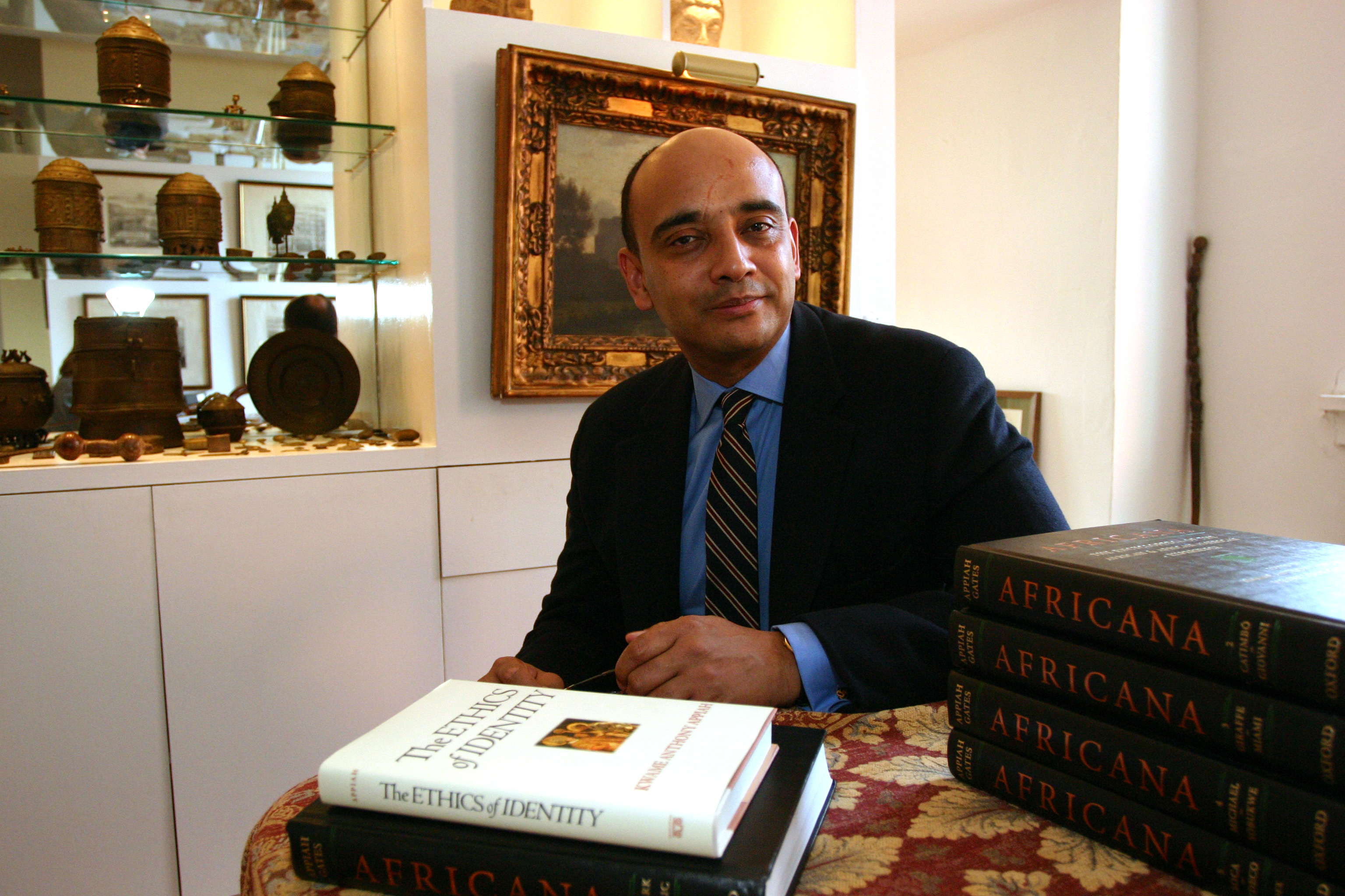 kwame anthony appiah dissertation Dissertation date of defense almost 30 years have passed since kwame anthony appiah began writing a series of responses to web du bois's definition of.